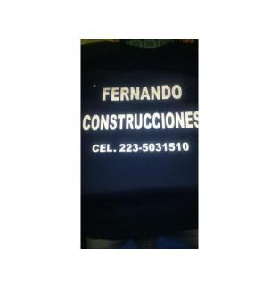 Fernando construcciones
