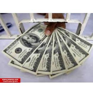 promoción de una oferta de préstamo entre personas serias