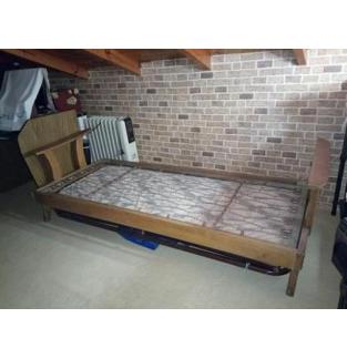 Vendo sofa tipo cama de una plaza