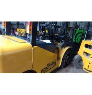 Autoelevador Michigan diesel 3 tns