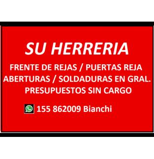 HERRERIA BIANCHI / FINANCIACIONES