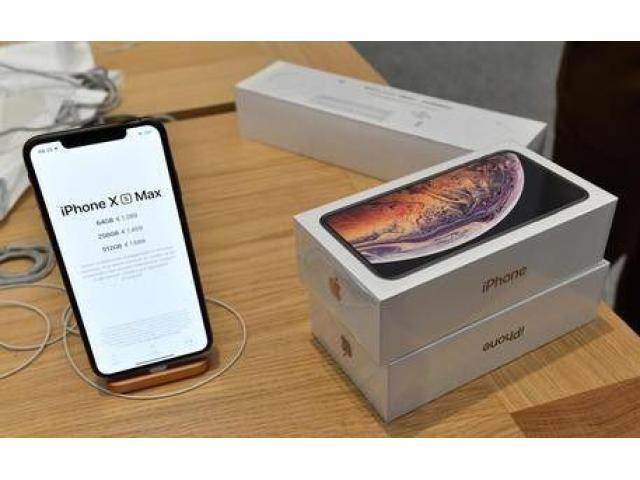 Apple IPhone XS Max (Latest Model) 128GB $300 - 1/1