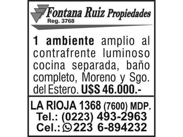 Fontana Ruiz Propiedades - 1/1
