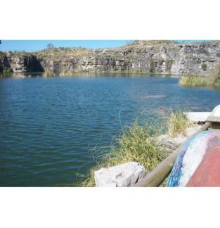 complejo turistico 11 has con laguna  mar del plata