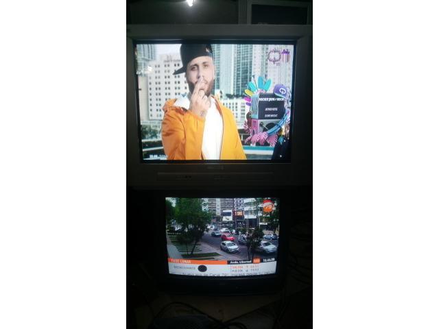 "Tv 21"" analogico de tubo $1800 c/garantia - 1/2"