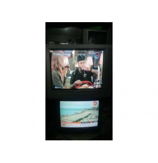 "Tv 21"" analogo tubo $1800 c/garantia"