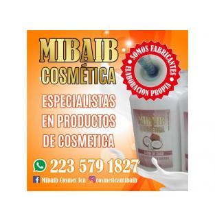 Vendo cosméticos capilares
