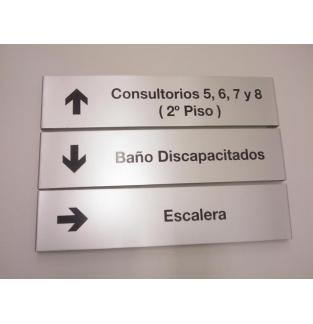 AV SAN MARTIN SEÑALETICA PARA HOSPITALES
