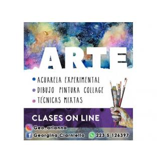 Clases de Arte On Line