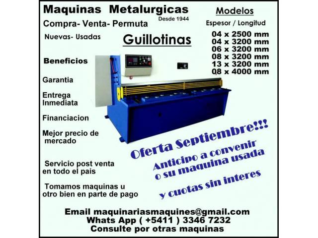 GUILLOTINAS - 1/3