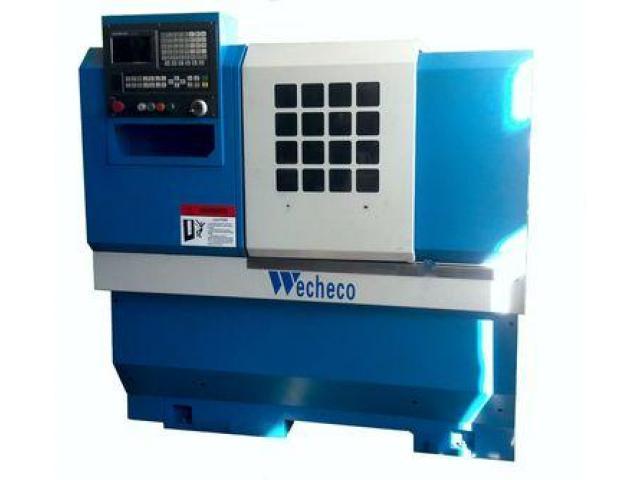 TORNO CNC WECHECO MODELO TNC750/TNC1000 - 2/4