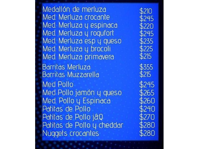 PRODUCTOS REBOZADOS Y MILANESAS DE POLLO - 3/3