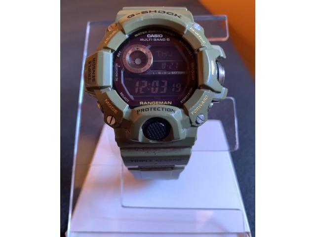 Reloj Casio G-Shock Modelo Gw-9400 Verde - 1/2