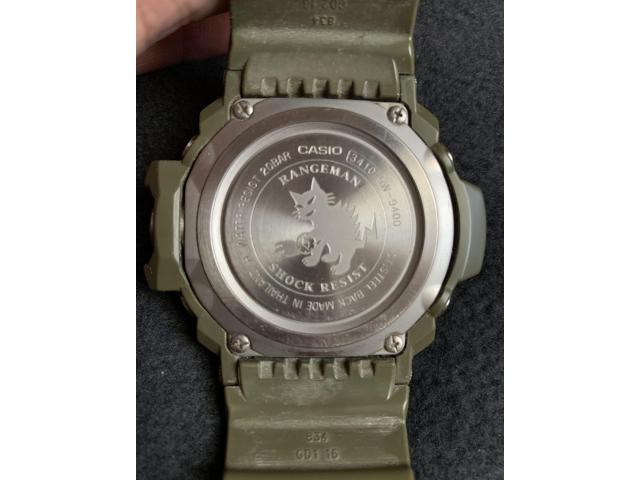 Reloj Casio G-Shock Modelo Gw-9400 Verde - 2/2