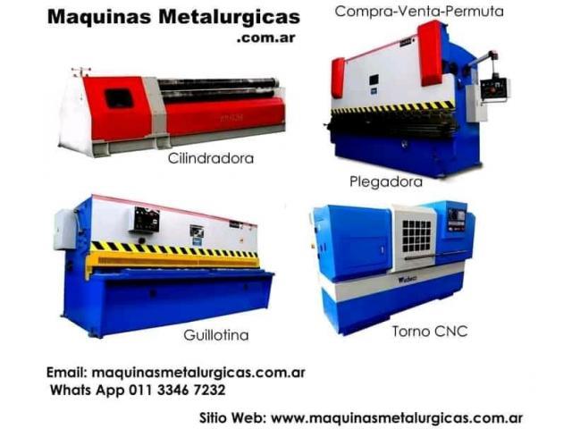 Maquinarias Metalurgicas - 1/1