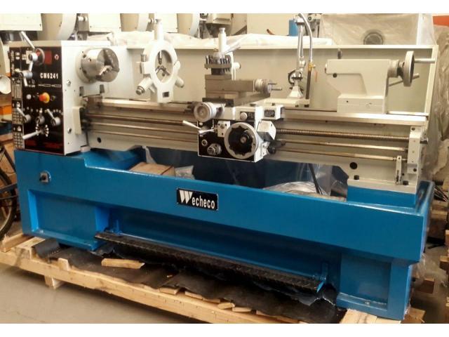Torno Wecheco nuevo pesado T28x1500mm $1.490.000 - 1/1