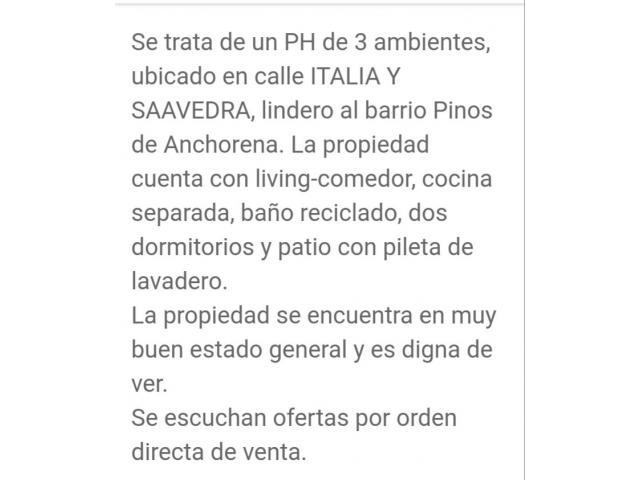 VENDO 3 AMBIENTES - 4/4
