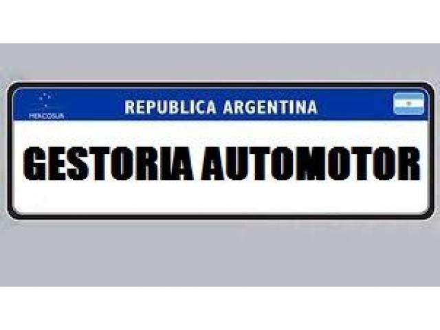 GESTORIA AUTOMOTOR - 1/1